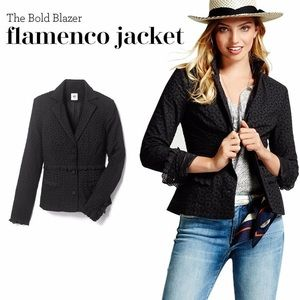 Cabi black blazer jacket